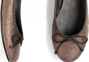 Chaussures et Bottes de grandes tailles Ballerines-taillissime