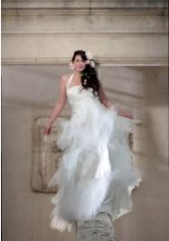 johanna dray en lambert creations La mannequin grande taille Johanna Dray est une femme dexception