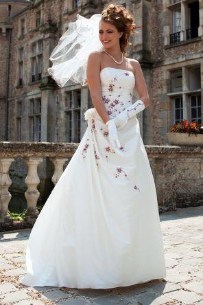 Mariage William et Kate : robe de mariée Tati mariage pour le jour J ...