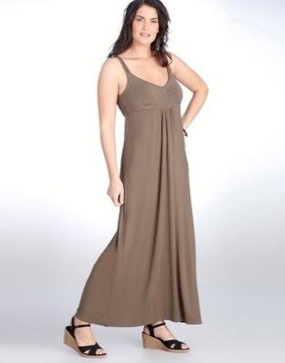 Choisissez votre robe d 39 t grande taille pour les beaux jours - Robe d hotesse grande taille ...