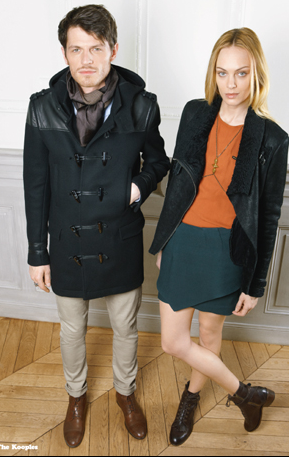 Comment devenir mannequin pour the kooples 1440bfaa7b3