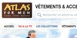 soldes Atlas for Men Hiver 2012