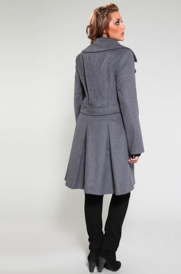 manteau grande taille femme la redoute auto design tech. Black Bedroom Furniture Sets. Home Design Ideas