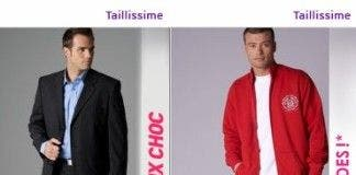 Taillissime soldes homme