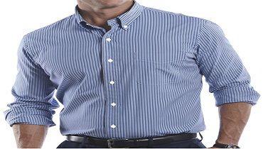 Le chic en grande longueur   chemises à manches très longues Ralph ... f0f2574af2cb