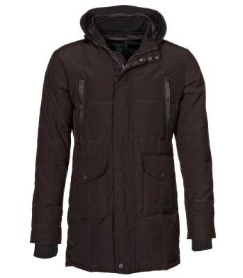 Marque de manteau grand froid