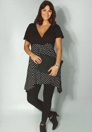 mode grande taille femme 233 t 233 2012 tendance noir et blanc chez yours clothing