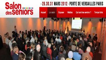 Le salon des s niors 2012 un march en forte croissance for Porte de versailles salon des seniors