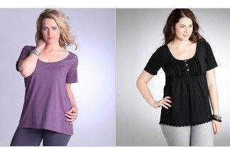Mode pour la femme ronde - Redoute grande taille ...