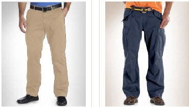 meilleure sélection 00122 f9436 Polo Ralph Lauren présente une sélection en Pantalon chino ...