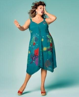 Robe grande taille t 2012 30 sur le site - Robe d hotesse grande taille ...