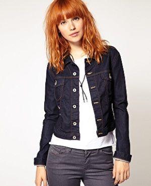 design de qualité 60cc8 7442d Vestes jean femme à manches longues chez ASOS: notre sélection