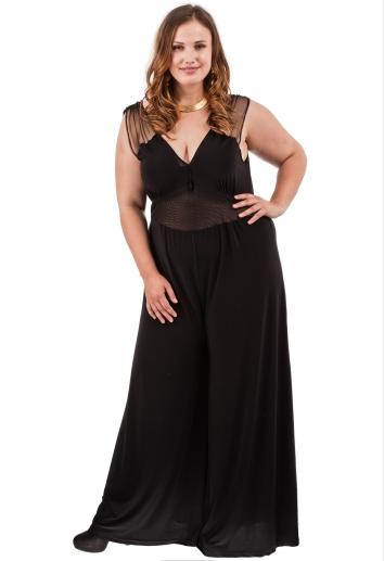 robe de ceremonie grande taille longue d couvrez la. Black Bedroom Furniture Sets. Home Design Ideas