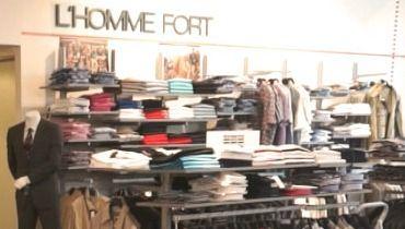 1ddade72e3e065 Size Factory : Le magasin grande taille pour homme à Paris