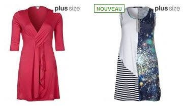 b3c3640283e4 Robe grande taille femme   notre sélection de robes estivales chez Zalando