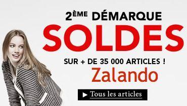 f05062f495d44b Soldes Zalando été 2012 : profitez de la 2éme démarque jusqu'à -70 ...