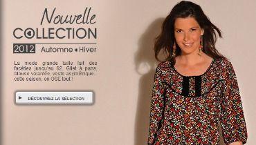 Le catalogue blancheporte automne 2012 une collection qui mise sur les imprim s les motifs et - La blanche porte nouvelle collection ...