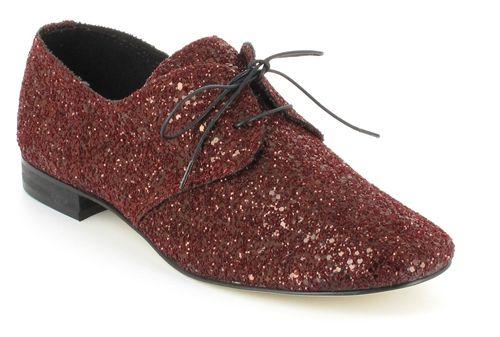 Chaussures Anniel Paillettes Anniel-derbies-paillettes
