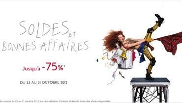 Soldes Galeries Lafayettes