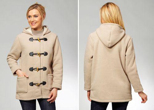 Manteau femme hiver bordeaux