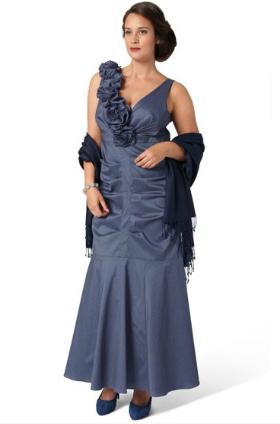 Soldes robe de soiree grande taille