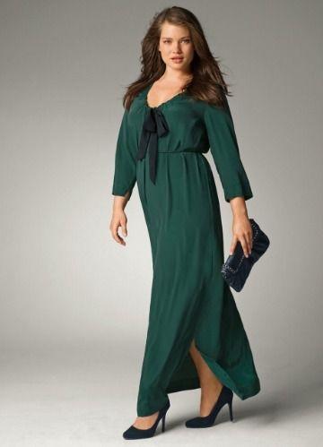 11 adresses pour trouver une robe soirée grande taille pour le Réveillon