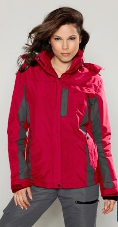 Manteau de ski femme grande taille