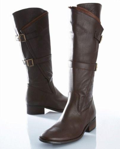 pr te affronter l hiver 2012 avec style chauss e de mes belles bottes mollets larges. Black Bedroom Furniture Sets. Home Design Ideas