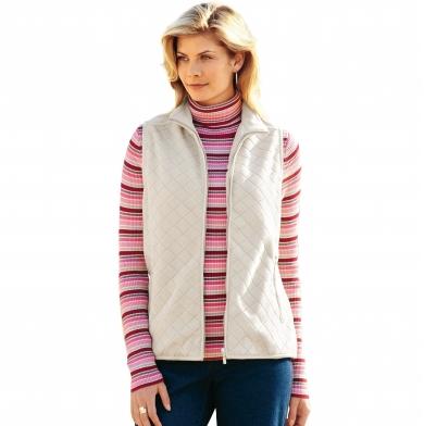 Blancheporte veste polaire femme