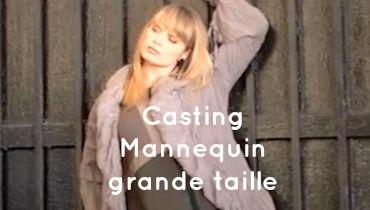 Recherche casting femme grande taille