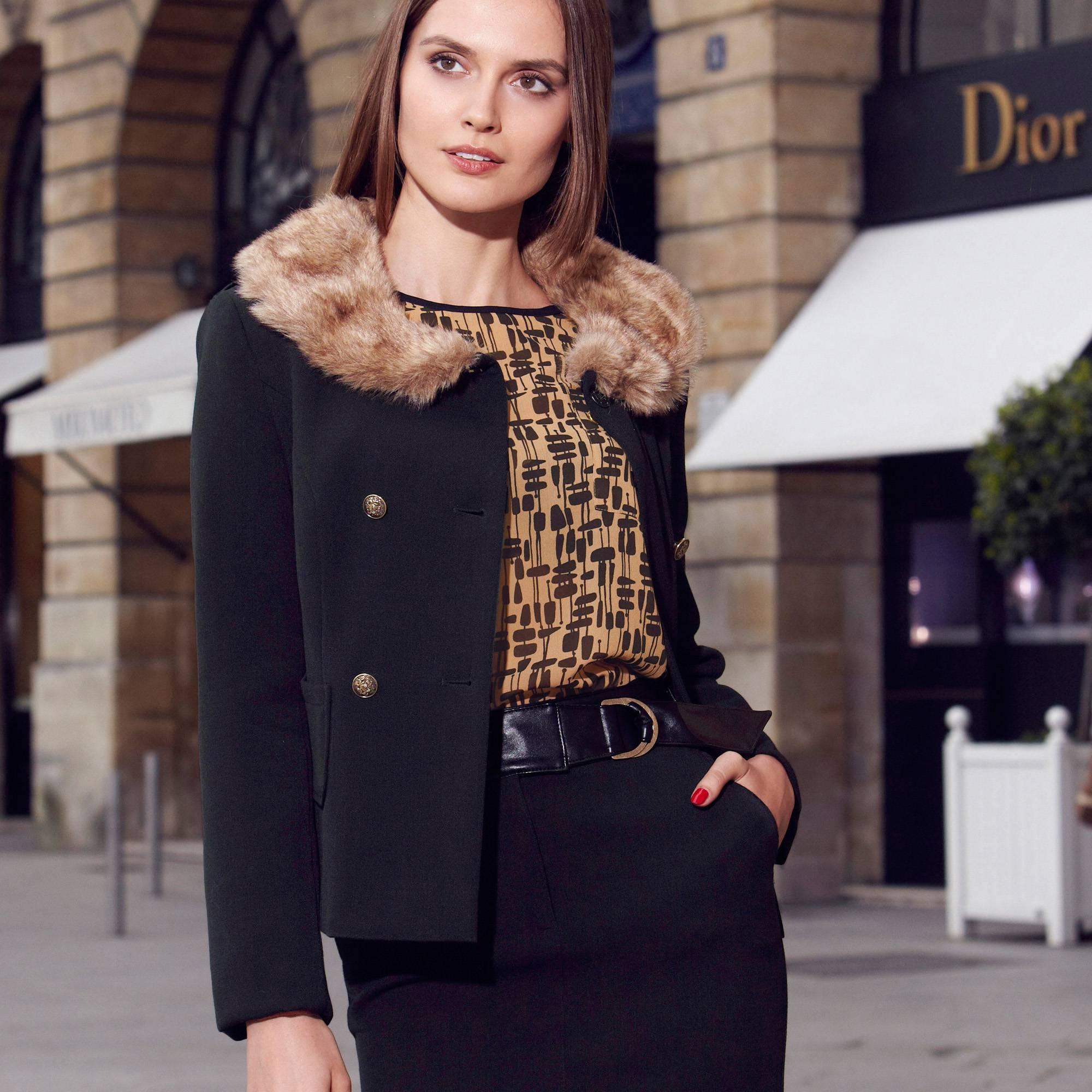 Les 3 suisses vestes femme