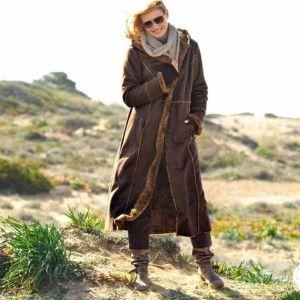 Manteau d'hiver femme la redoute