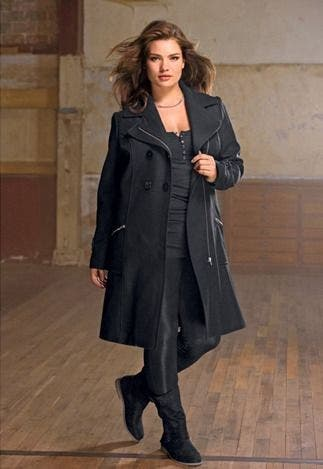 manteau femme taille 48 notre s lection aux soldes d hiver 2013. Black Bedroom Furniture Sets. Home Design Ideas