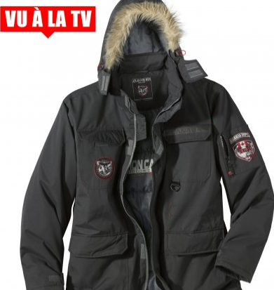 Homme Hiver Grand Parka Froid Parka eEHIYW9D2