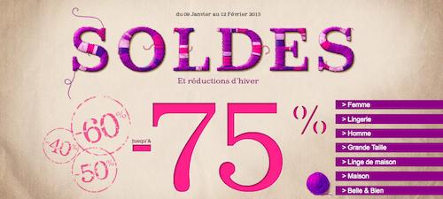 La Blanche Porte Soldes.Soldes Blancheporte Fr Hiver 2013 Deja 50 Sur La Mode
