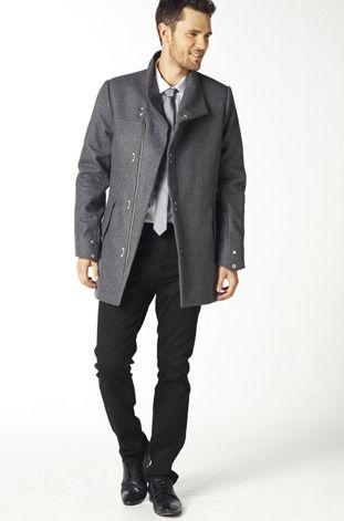soldes manteau homme grande taille hiver 2013 le froid n. Black Bedroom Furniture Sets. Home Design Ideas