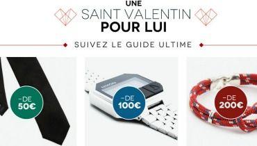 cadeau saint valentin homme 2013 guide cadeaux pour lui chez menlook mode accessoires et style. Black Bedroom Furniture Sets. Home Design Ideas