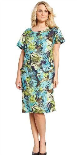 tendance printemps 2013 c tenue femme grande taille turquoise. Black Bedroom Furniture Sets. Home Design Ideas