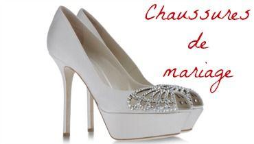 511a3cafc85d23 Chaussures mariage femme de luxe ou de créateurs pour faire vos ...