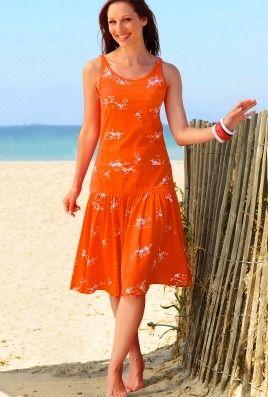 0b64cf45978 Maxi Réductions collection BlanchePorte.fr été 2013   jupes et robes ...