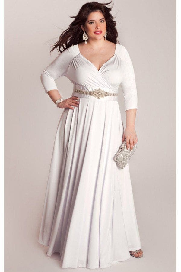 Robe soiree grande taille magasin paris