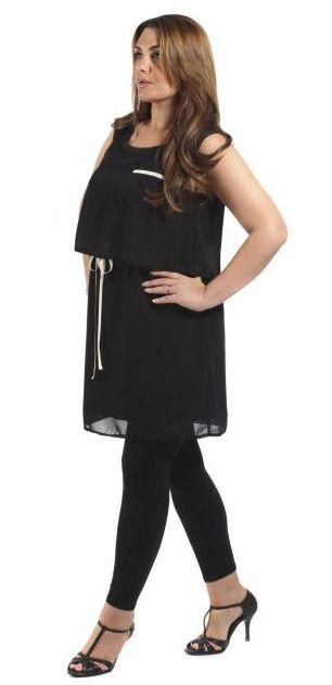 les robes mode grande taille ne pas manquer pour r ussir vos sorties sur bon et les. Black Bedroom Furniture Sets. Home Design Ideas
