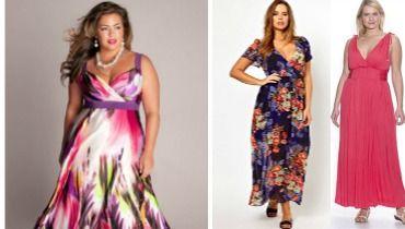 52f0ccb42fe Robe longue grande taille été 2013   4 sites pour trouver des dizaines de  robes maxi-dress grandes tailles