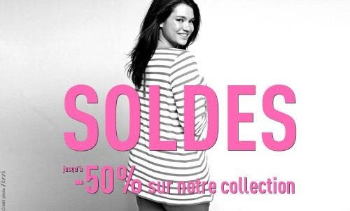 Soldes Scarlett.fr   déjà -50% sur les vêtements tendance pour rondes 3845230369c