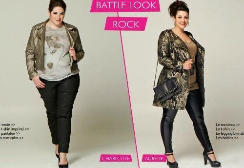 fabulous look femme ronde with look femme ronde