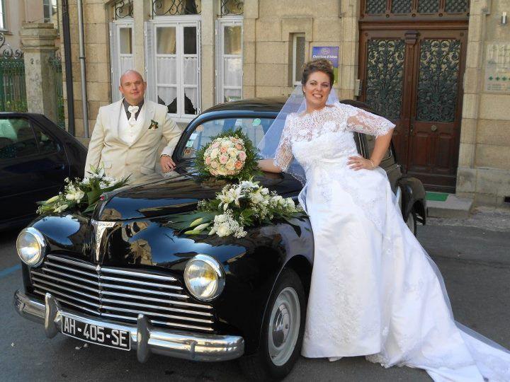 Robe de mariee pour 60 ans