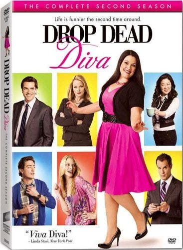 Drop dead diva retour sur les looks de brooke elliott - Drop dead diva seasons ...