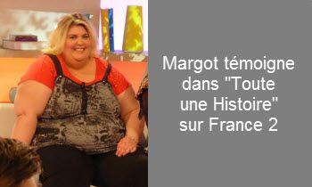 Toute une histoire sur l'obésité : le témoignage de Margot