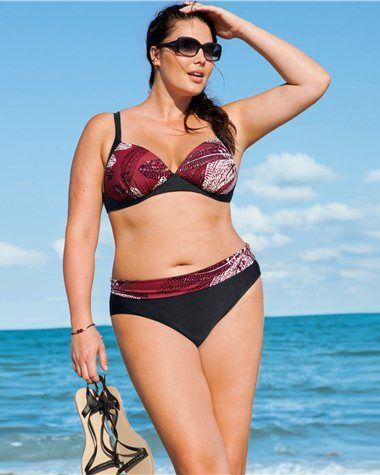 de jolis maillots de bain grande taille pour vos vacances au soleil