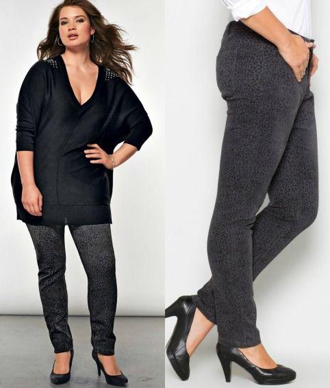 3 jeans slim tendance adopter si vous tes une femme ronde. Black Bedroom Furniture Sets. Home Design Ideas
